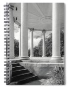 Popp's Bandstand_new Orleans City Park Spiral Notebook