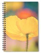 Poppy 1 Spiral Notebook