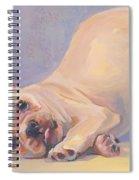 Poppy Puppy Spiral Notebook
