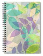 Poppy Shimmer IIi  Spiral Notebook