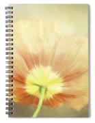 Poppy Whisper Spiral Notebook