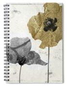 Poppyville II Spiral Notebook