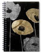 Poppyville Spiral Notebook