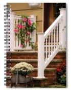 Porch - Garwood Nj - Suburban Paradise Spiral Notebook