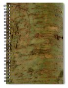 Pores Of Life Spiral Notebook