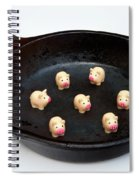 Pork For Dinner Spiral Notebook