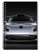 Porsche 911 Evolution Spiral Notebook