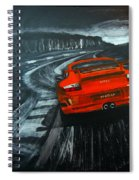 Porsche Gt3 Le Mans Spiral Notebook