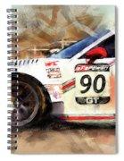 Porsche Gt3 Martini Racing - 01 Spiral Notebook