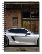 Porsche Need For Speed Spiral Notebook