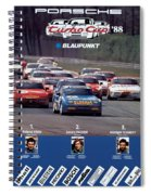 Porsche Turbo Cup 1988 Spiral Notebook