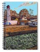 Port Burwell, Ontario Spiral Notebook
