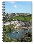 Port Isaac 1 Spiral Notebook