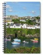 Port Isaac 2 Spiral Notebook