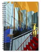 Port Of Call Spiral Notebook