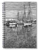Port Orchard Marina Spiral Notebook