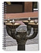 Port135 Spiral Notebook