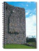 Portaferry Castle Spiral Notebook