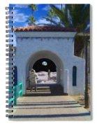 Portal Spiral Notebook
