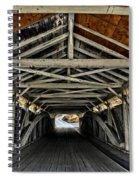 Portal To Serenity Spiral Notebook