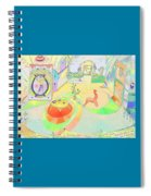 Portals And Perspectives Spiral Notebook