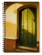 Porte Verte Spiral Notebook