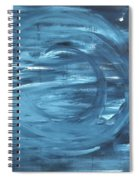 Porthole To The World Spiral Notebook