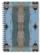 Portico Column II Spiral Notebook