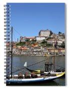 Porto 8 Spiral Notebook