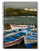 Porto Dos Carneiros Spiral Notebook