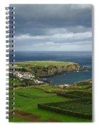 Porto Formoso Spiral Notebook
