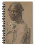 Portrait Of A Gentleman 1802 Spiral Notebook