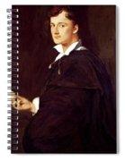 Portrait Of Bartolini Spiral Notebook