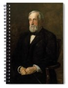 Portrait Of John Gest Spiral Notebook