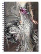 Portrait Of Madame Eugene Doyen Spiral Notebook