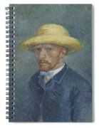 Portrait Of Theo Van Gogh Paris, Summer 1887 Vincent Van Gogh 1853  1890 Spiral Notebook