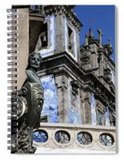 Portugese Architecture 1 Spiral Notebook