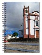 Portuguese Church Spiral Notebook