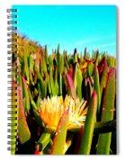 Portuguese Coastal Plants  Spiral Notebook