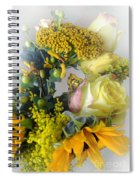 Posies Picturesque Spiral Notebook