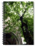 Positano Arch Spiral Notebook
