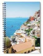 Positano, Italy II Spiral Notebook