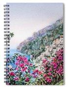 Positano Italy Spiral Notebook