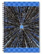 Positive Energy Spiral Notebook