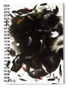 Possessing The Night Spiral Notebook