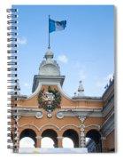 Post Office Guatamala City 1 Spiral Notebook