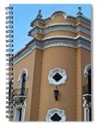 Post Office  Guatamala City 5 Spiral Notebook