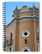 Post Office Guatamala City 6 Spiral Notebook