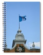 Post Office Zone 1 Guatamala City 3 Spiral Notebook