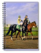 Post Parade Spiral Notebook